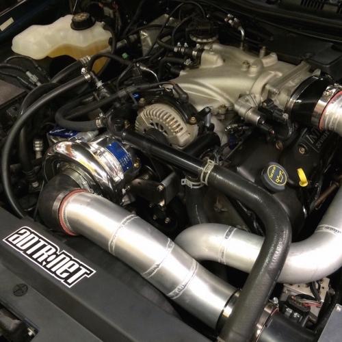 ADTR Marauder Supercharger System