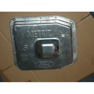 Ford U-Haul Transmission Pan w/ Drain Plug