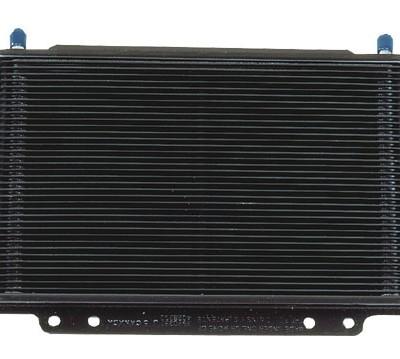 B&M SuperCooler Transmission Cooler 11 x 6 x 1-1/2