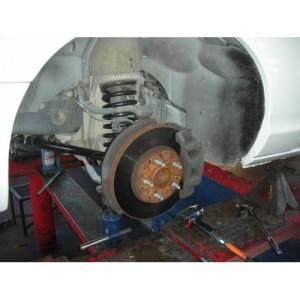 Ford 95-97 Big Brake Swap kit