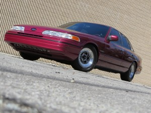 """1992 Crown Vic """"RocketCouch"""""""
