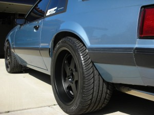 1990 Mustang Notchback