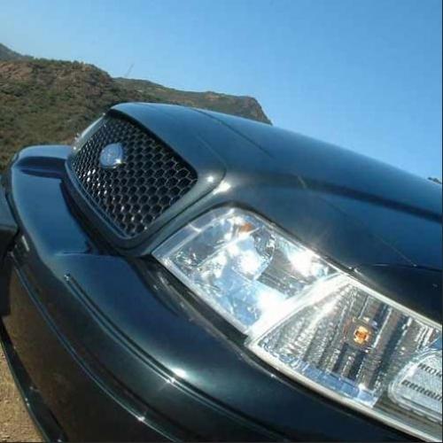 Vortech Supercharger Rebuild Price: Ford PI Textured Mirror Caps