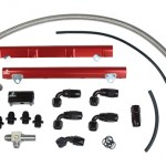 Aeromotive 4.6L DOHC Fuel Rails Kit