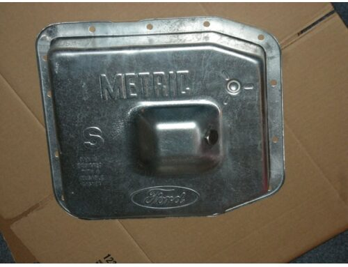 Ford U-haul transmission pans are back in stock as supplies last!