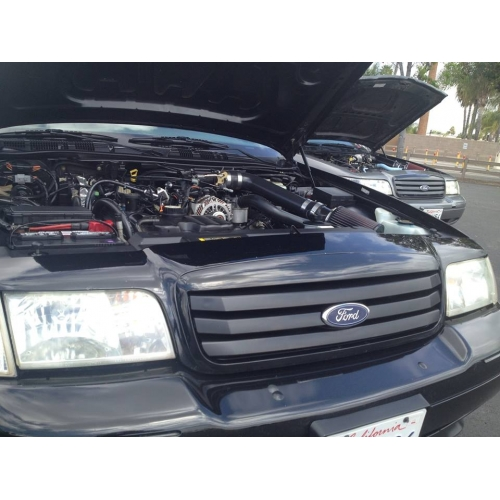 Ford Gcc Limited Edition Grille