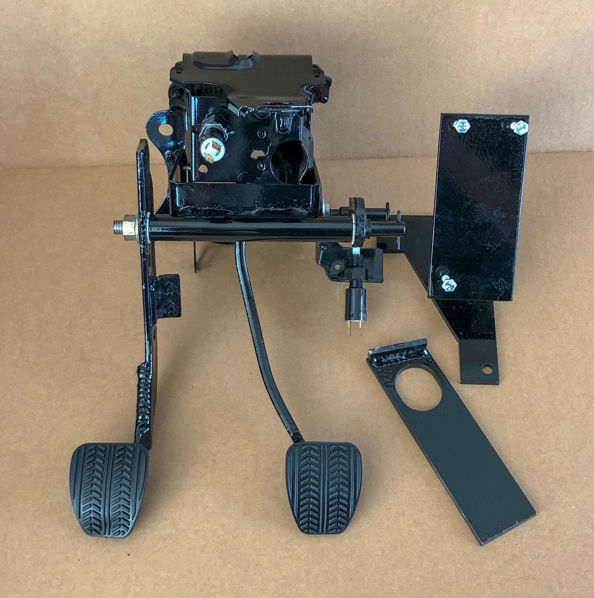 ADTR Manual Swap Pedals